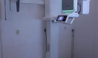 3D CT zubní rentgen Green 16